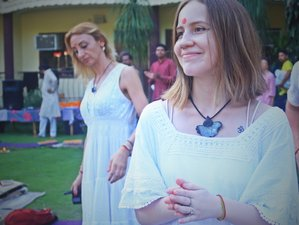 30 Days 300-Hours Yoga Teacher Training in Rishikesh, India
