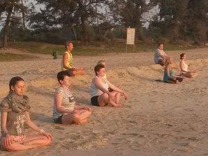 4 días rejuvenecedoras vacaciones de yoga y meditación en Goa, India