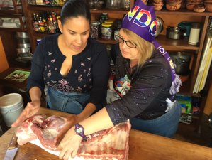 8 Days Exotic Whole Hog Week and Culinary Holiday in Tepoztlán, Mexico