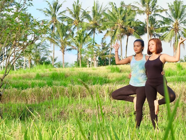 8 Days Adventure and Yoga Retreat in Bali, Indonesia