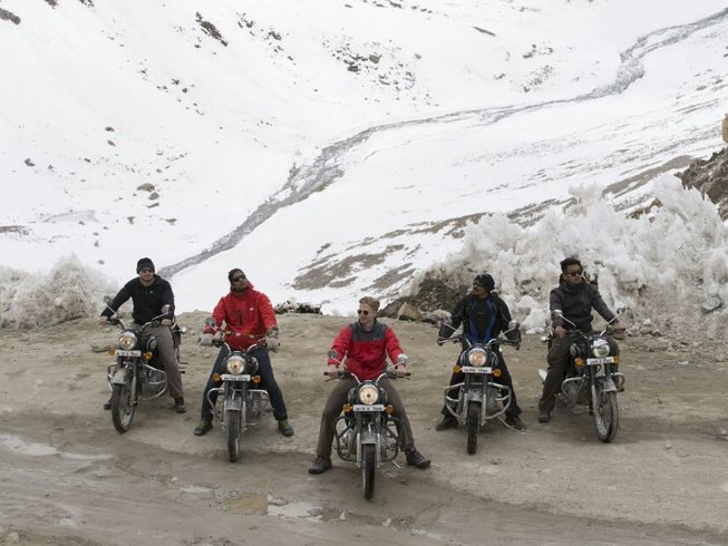 8 Days Trans Himalayan Motorcycle Tour in India