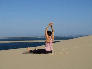 5 jours en stage de yoga, détox, crusine, aromathérapie, randonnée à Le Teich, Bassin d'Arcachon