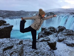 8 Days Blissful Yoga Retreat in Akureyri, Iceland