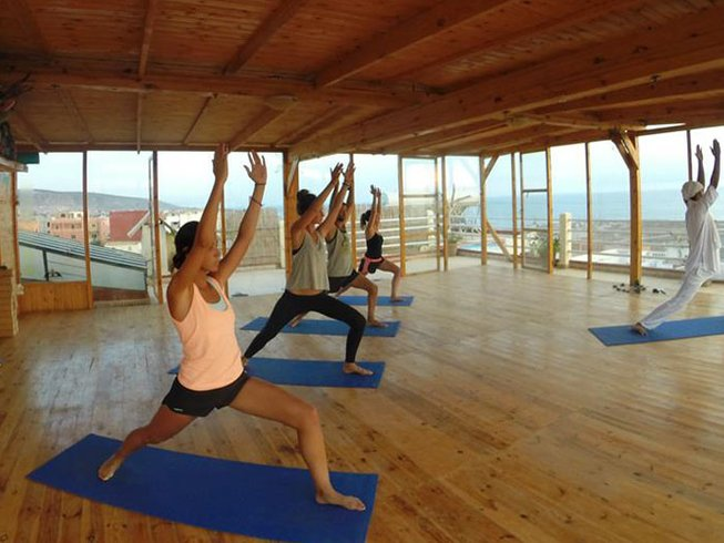 7 Days Value Surf and Yoga Retreat in Morocco