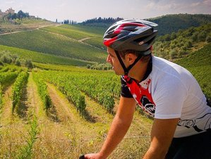 5 Day Florence to Siena Self Guided Bike Tour in Tuscany, Italy