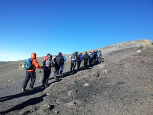 6 Days Kilimanjaro Safari and Trekking in Marangu Route