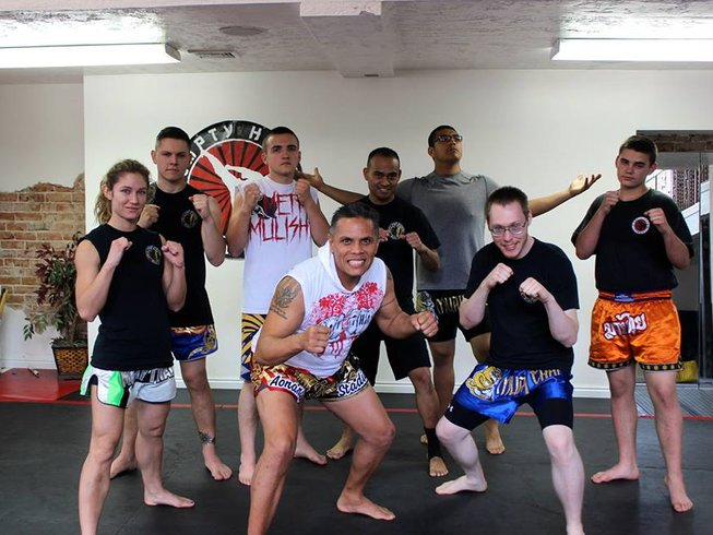 5 Days Muay Thai Training in Thailand