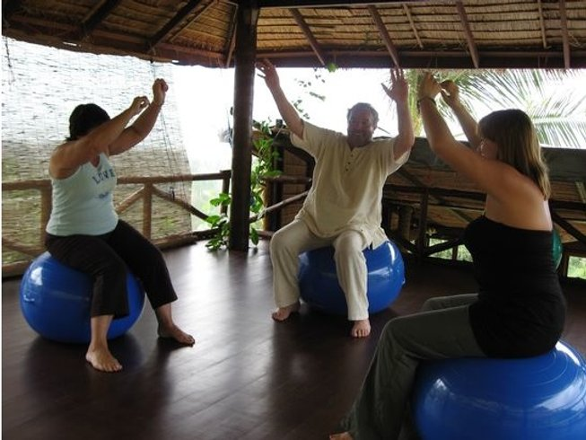 14 Days Detox and Yoga Retreat in Thailand