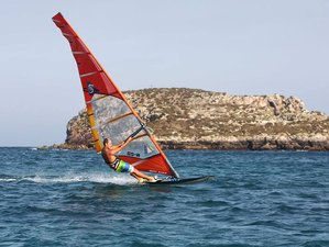 5 Days Beginner Windsurfing Surf Camp Portugal