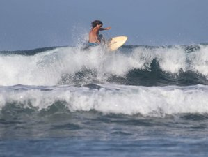 4 Day Thrilling and Unforgettable Surf Camp with Yoga Lessons in Jaco, Puntarenas