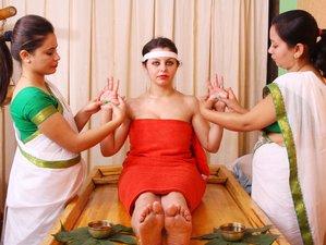 7 Day Ayurveda Vata Pitta Kapha Tridosha Balancing Detox Wellness Yoga Retreat in Rishikesh
