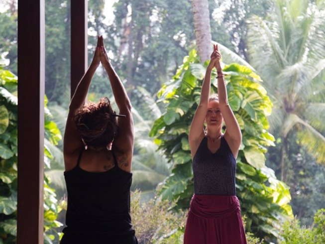 6 Days Body Life Detox and Yoga Retreat in Bali