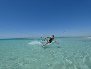 8 Days Kitesurfing Cruise in Hurghada, Egypt