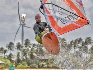 9 Days Windsurf Camp in Sao Miguel de Gosto, Brazil