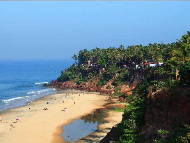 28 Days 300-Hour Soul-Stirring Yoga Teacher Training in Kerala, India