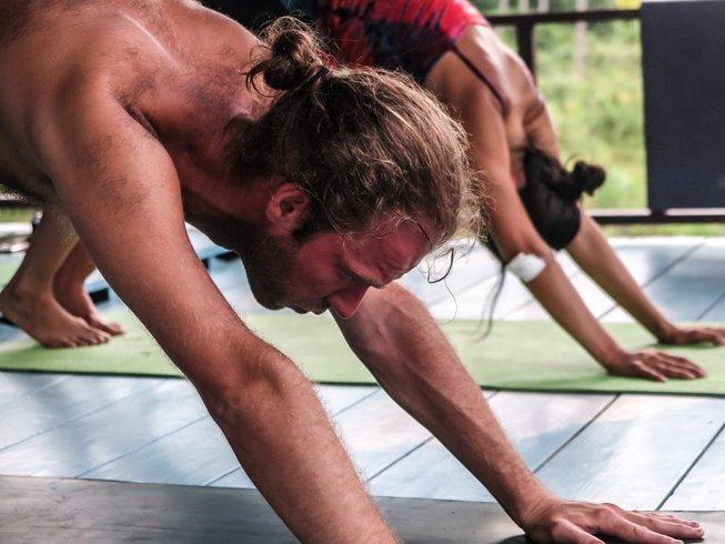 29-Daagse 200-Urige Hatha en Vinyasa Yoga Docentenopleiding op Ko Pha Ngan, Thailand