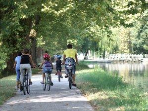 5 Day Bike 'n Fun Holiday Combining Cycling and Fun Activities in Castelsagrat, Tarn et Garonne