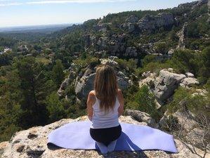 8 jours en stage de yoga hatha et nidra à Megas Gialos, île grecque de Syros