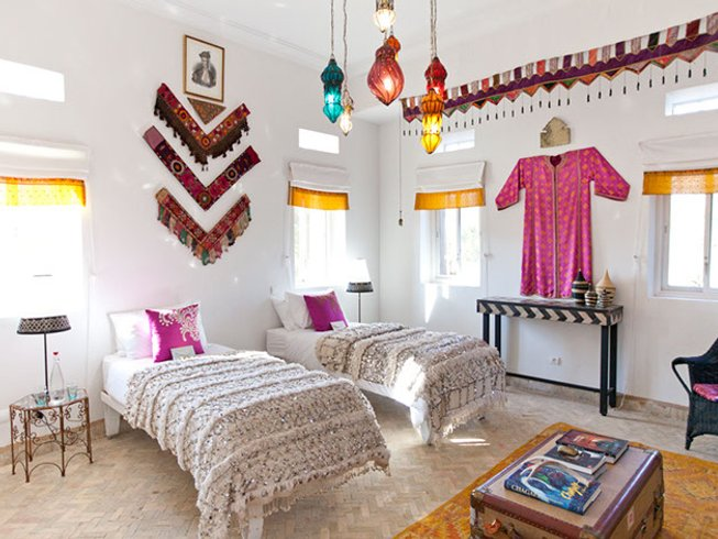 7 Days Art Holiday and Yoga Retreat in Marrakesh, Morocco