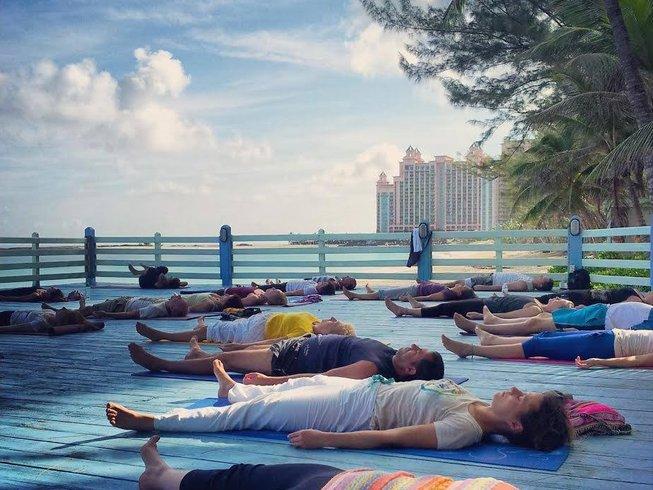 5 días vacaciones de yoga Sivananda en Bahamas