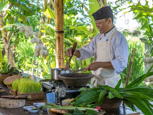 3 Days Couples Spa & Cookery Holidays in Bali