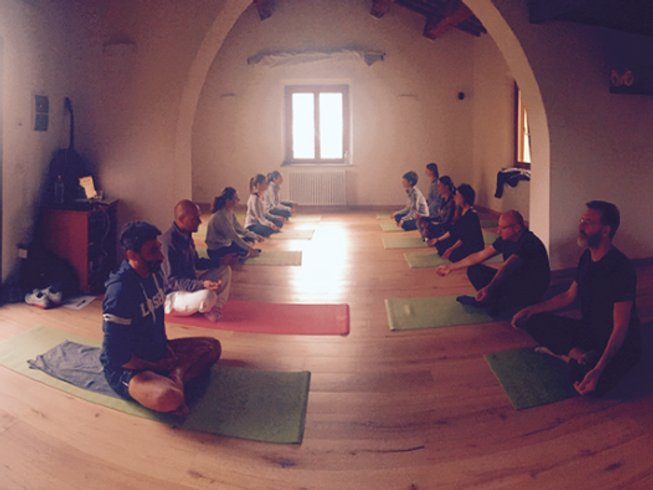 4 Days Beyond Yoga Retreat in Tuscany: Restoring, Energizing and Transformational