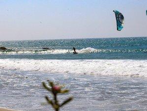 7 Day All-inclusive Kitesurf Wave Clinic for Intermediate Riders in North Shore, Ñuro