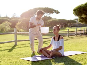 4 Day Yoga Detox Retreat at a Luxury Resort on a Beautiful Clifftop Setting in Algarve