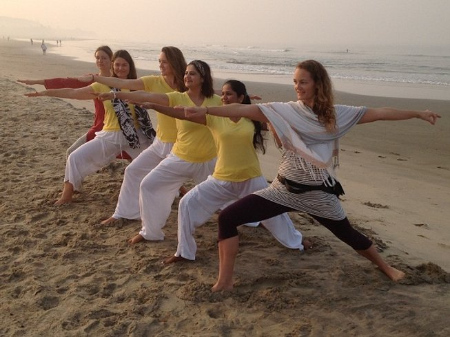 20 Days 200-Hour Yoga Teacher Training in Portugal