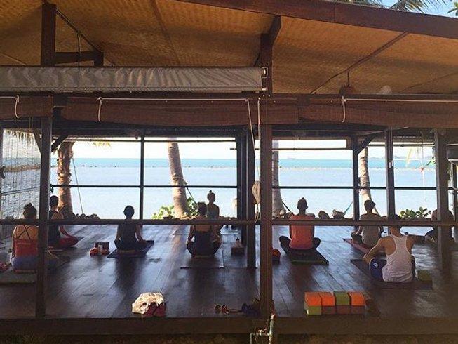 14 Days Advanced Yoga Retreat in Thailand