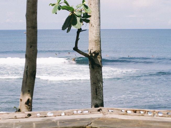 8 Days Surf, Health, and Yoga Retreat in Bali