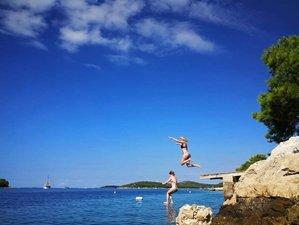 4 Tage Verjüngen Sie Ihren Körper und Geist im Yoga Urlaub in Ražanj, Dalmatinische Küste