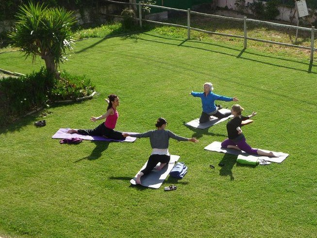 5 Days Yoga Retreat in Colares, Portugal