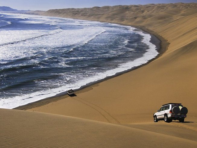 4 Day Skeleton Coast Safari in Namibia