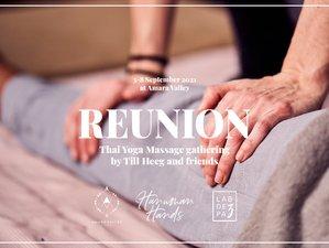 6 Day ReUnion Thai Yoga Massage Gathering in Girona, Catalonia