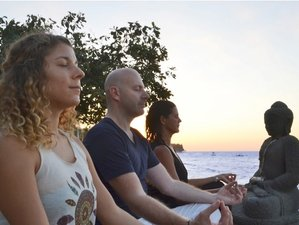 8 Days Healing Energy Yoga Retreat Bali