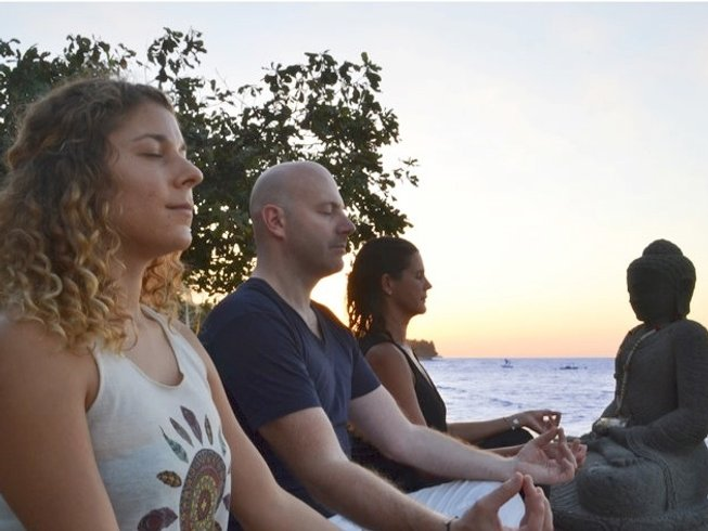 8 Days Healing Energy Yoga Retreat in Bali, Indonesia