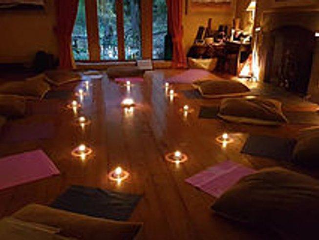 3-Daagse Meditatie en Kunst Creativiteit Yoga Retraite in Whichford, Verenigd Koninkrijk
