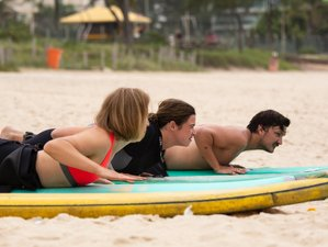 8 Day Cowork, Yoga, and Surf Camp in Rio de Janeiro