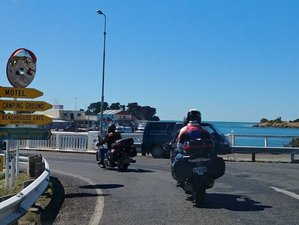 13 Days Fully Guided Motorcycle Tour along the Weka Trails on the South Island of New Zealand