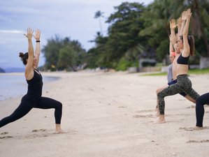 8 Day Move Your Body Still Your Mind Yoga Holiday in Koh Samui