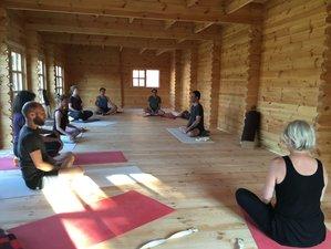7 Days Iyengar Beachfront Yoga Retreat in Pourville-sur-Mer, Normandy