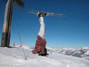4 Tage Yogawochenende im Luxus Hotel, Ski Wandern Winter, 2000m² Wellness, in Vorarlberg, Österreich