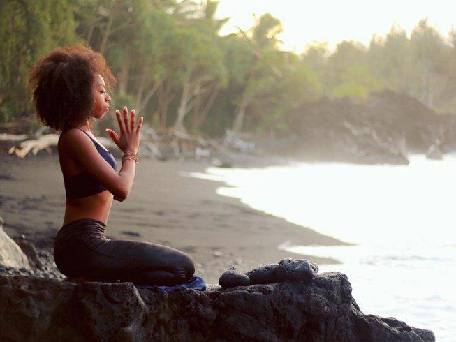 18 días profesorado de yoga 200 horas en Hawái