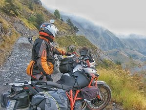 4 Days Adventure Guided Motorcycle Tour in Serbia