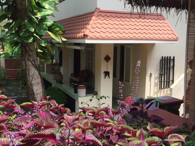 14 Days Relaxing Yoga Retreat in Kerala, India