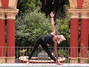 8 Days San Miguel de Allende Yoga Retreat in Mexico
