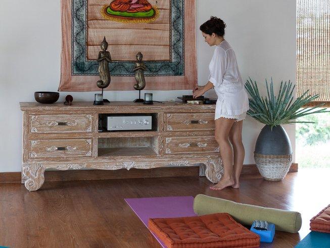 "8 Days ""NuHuman"" Transformational Yoga Retreat in Bali"