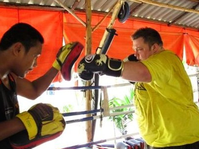 1 Week All-inclusive Weight-Loss Training in Thailand