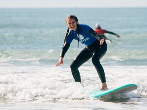 4 Day Fun Surf Camp in Whangamata, North Island